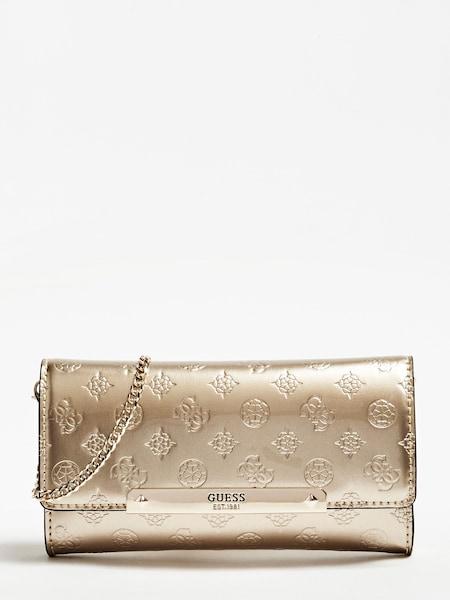 Clutches für Frauen - GUESS Clutch gold  - Onlineshop ABOUT YOU
