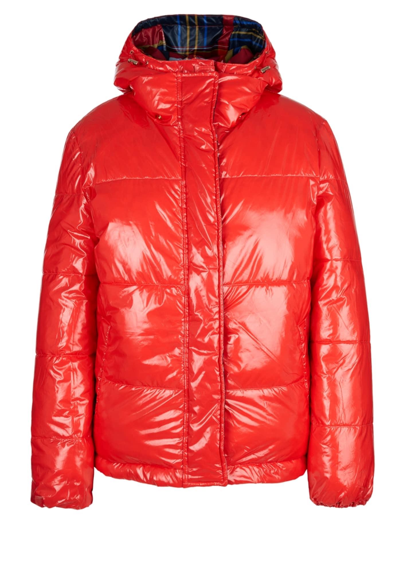 s.Oliver Zimná bunda  svetločervená