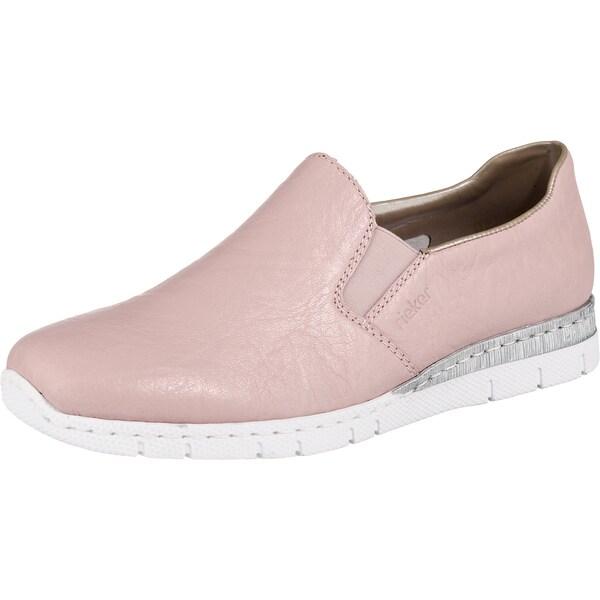 Slipper für Frauen - Slipper › RIEKER › pink  - Onlineshop ABOUT YOU