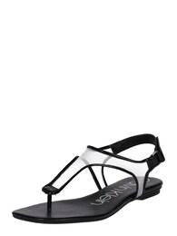 Calvin Klein Damen Zehentrenner SHILO schwarz | 00191712042669