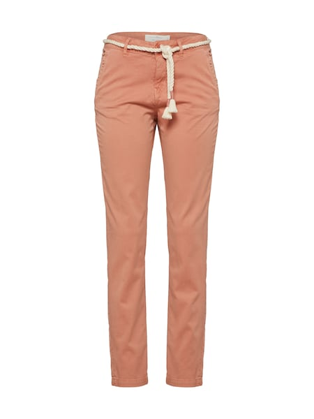 Hosen für Frauen - TOM TAILOR DENIM Hose pastellorange  - Onlineshop ABOUT YOU