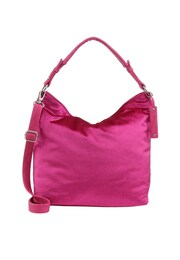 Fritzi Aus Preußen Damen Velvet Handtasche Pamina pink | 04059065115705