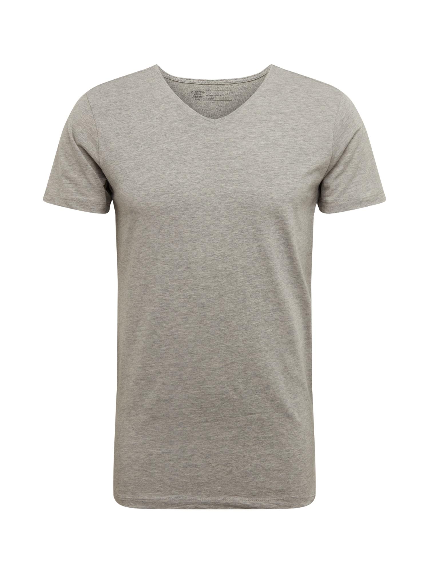 Petrol Industries Marškinėliai pilka