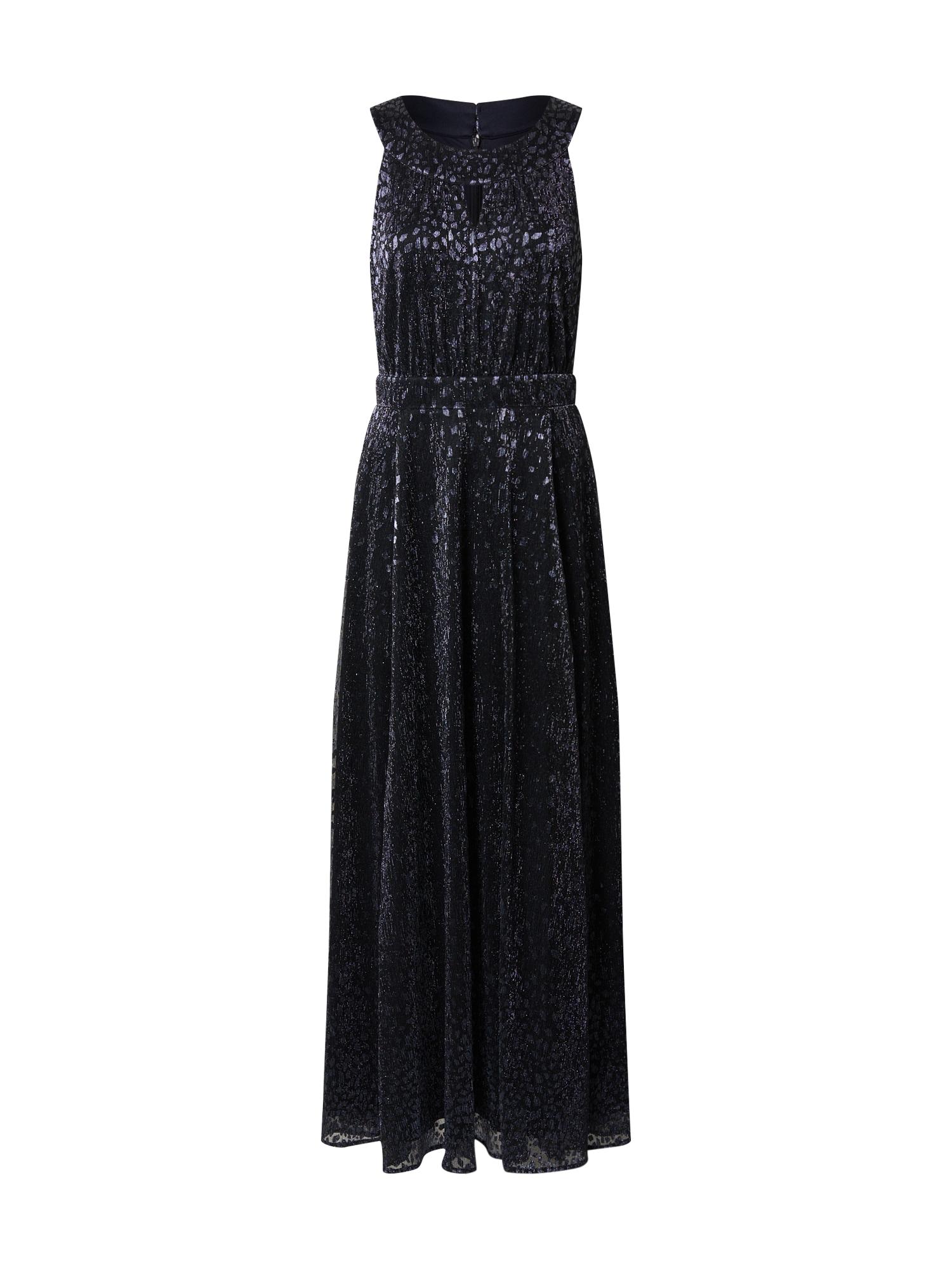 Vera Mont Vakarinė suknelė nakties mėlyna / purpurinė