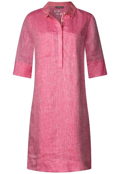 Kleider für Frauen - STREET ONE Blusenkleid pink  - Onlineshop ABOUT YOU