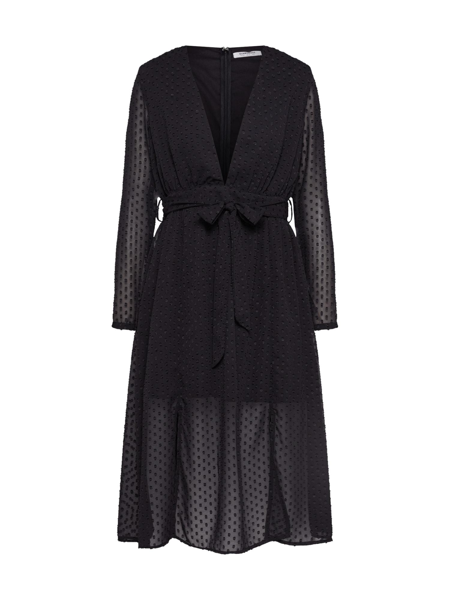 GLAMOROUS Kokteilinė suknelė