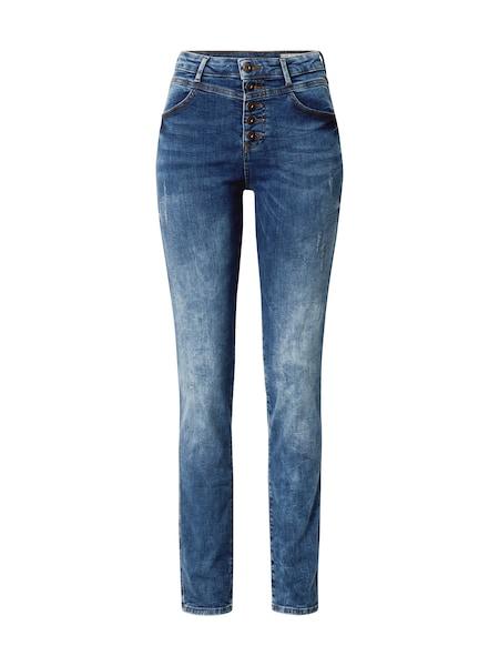 Hosen - Jeans 'SG 109CC1B015' › EDC BY ESPRIT › blue denim  - Onlineshop ABOUT YOU