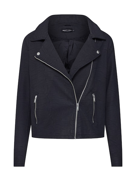 Jacken für Frauen - ONLY Jacke 'STEADY' schwarz  - Onlineshop ABOUT YOU