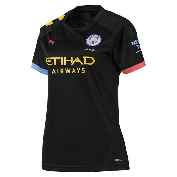 Sportmode - Trikot 'Manchester City' › Puma › schwarz hellgelb royalblau pastellrot  - Onlineshop ABOUT YOU