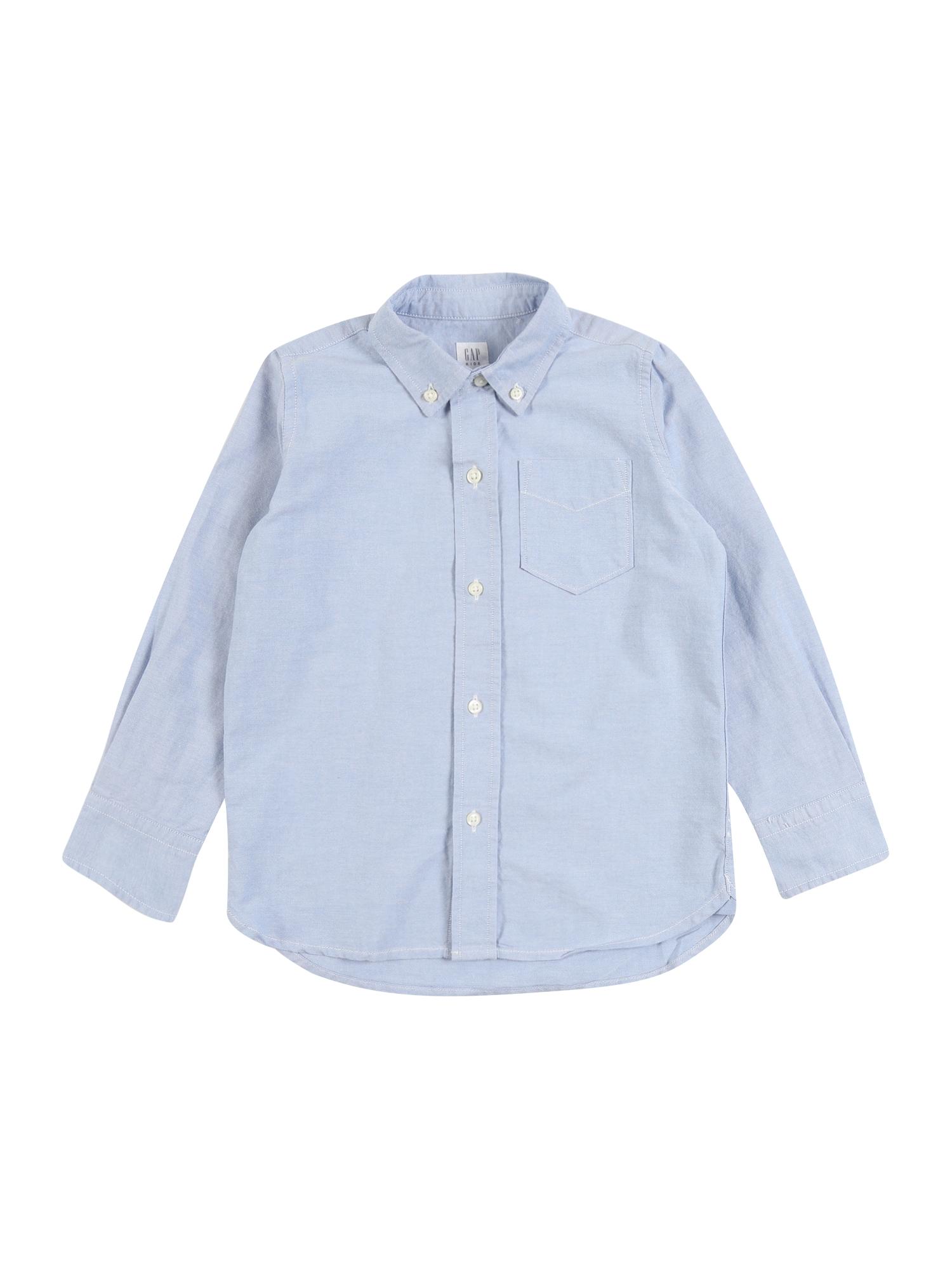 GAP Dalykiniai marškiniai 'OXFORD' tamsiai mėlyna