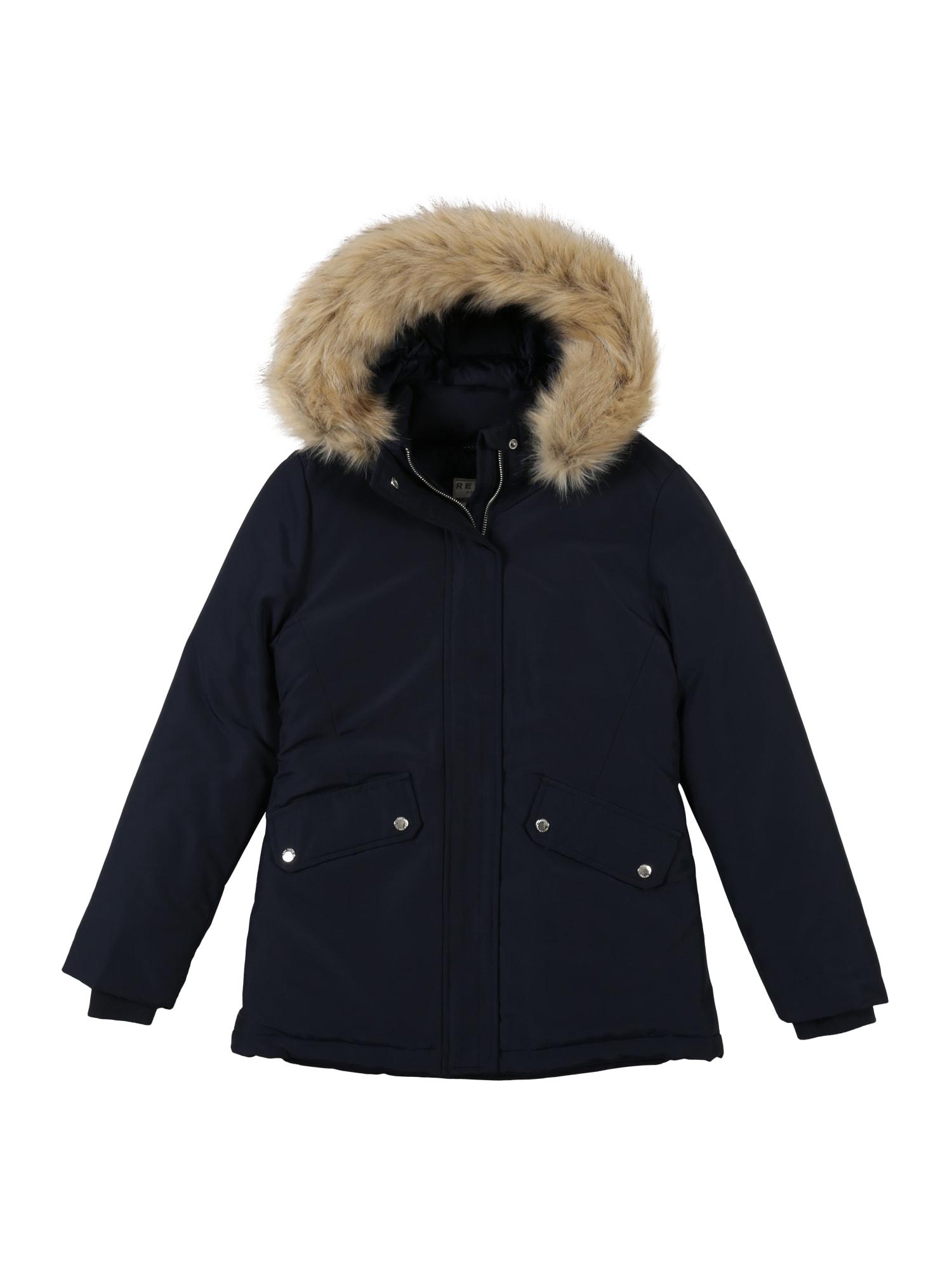 REVIEW FOR TEENS Zimná bunda 'TG-19-J900'  námornícka modrá