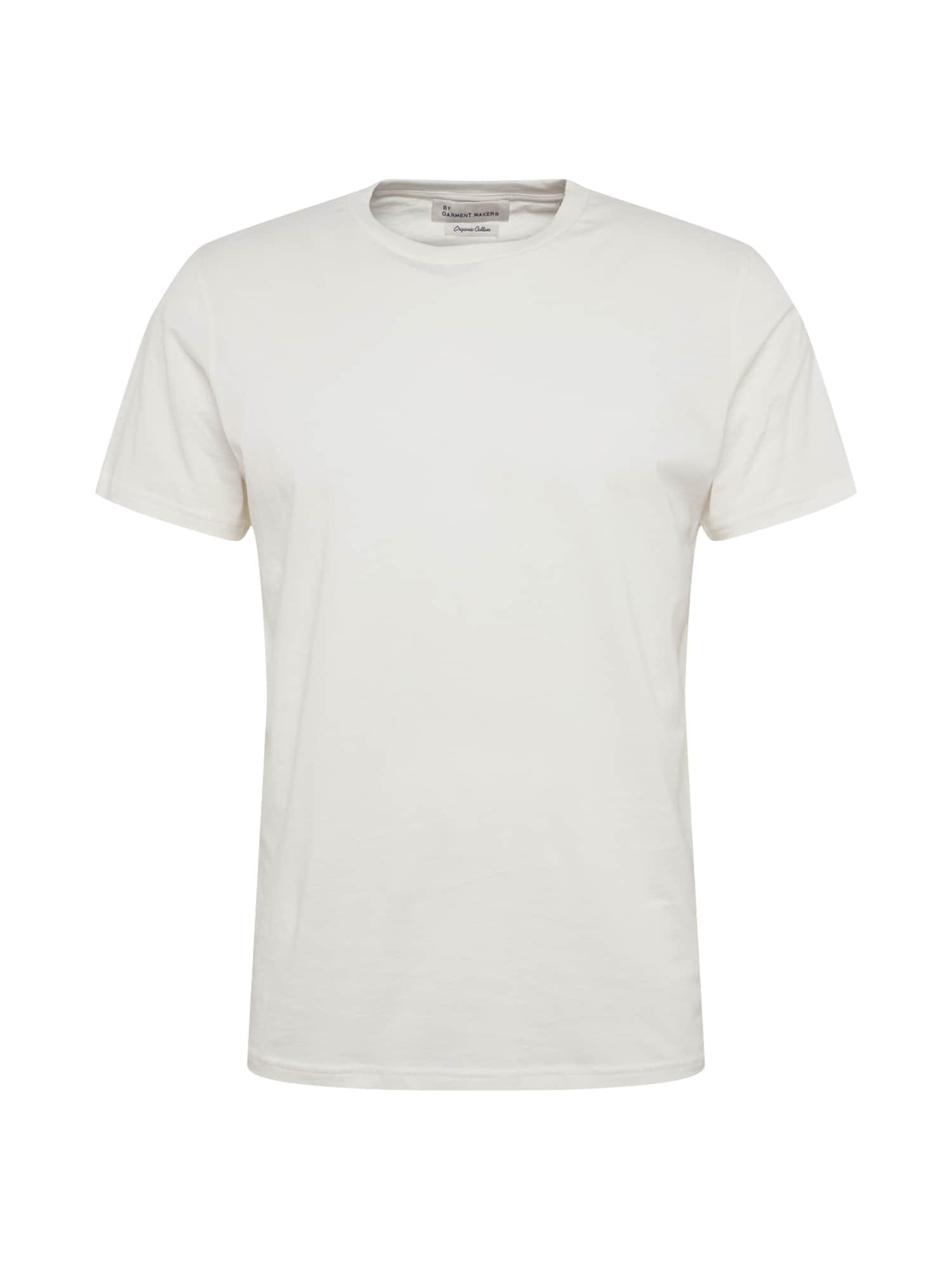 By Garment Makers Marškinėliai natūrali balta