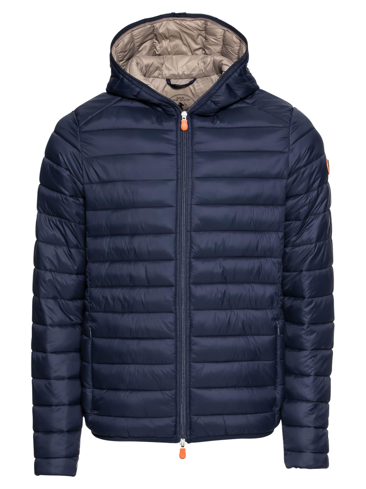 Přechodná bunda Jacke námořnická modř SAVE THE DUCK