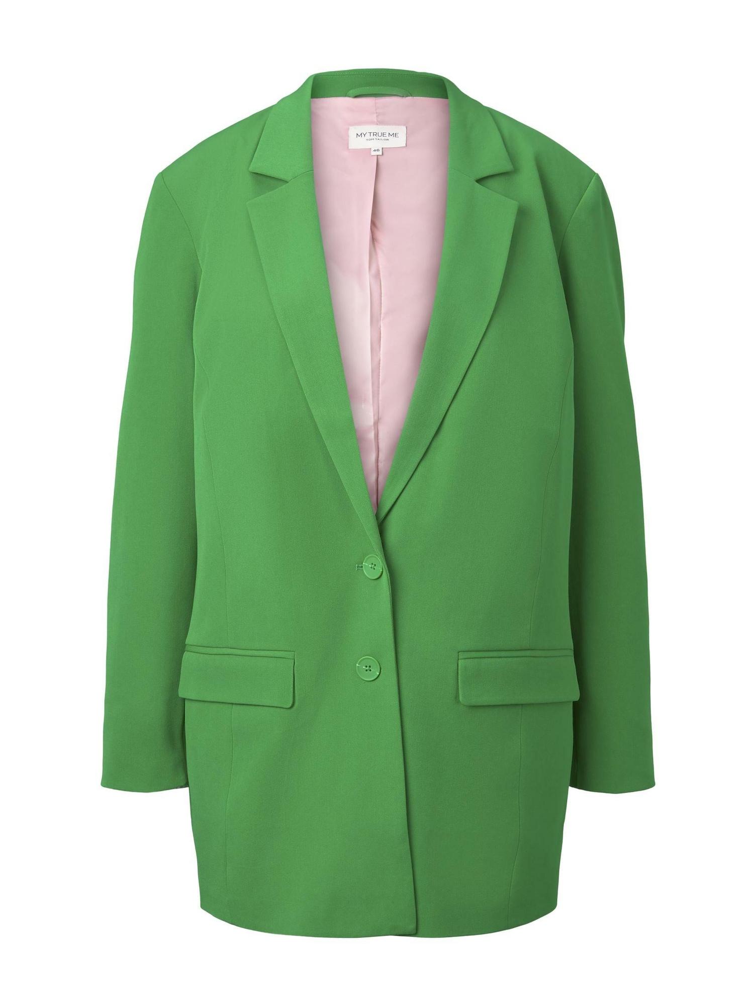 MY TRUE ME Blazer švarkas žalia