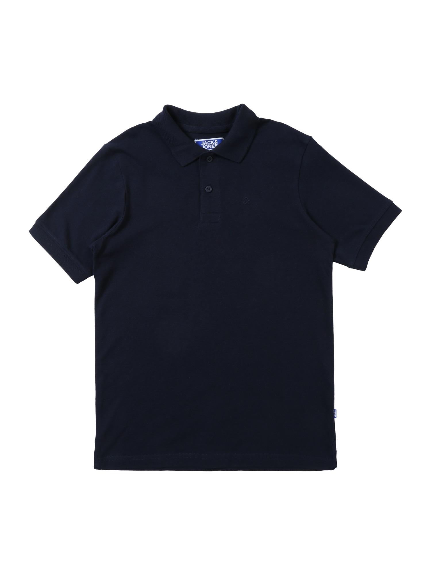 Jack & Jones Junior Marškinėliai tamsiai mėlyna