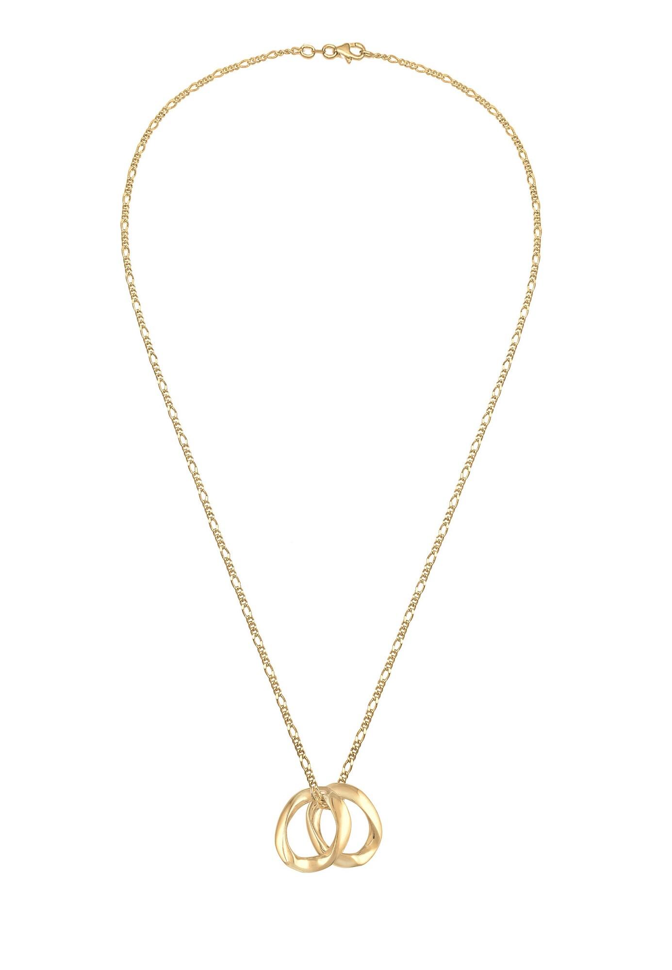 Halskette 'Figaro, Organic' | Schmuck > Halsketten > Lange Ketten | ELLI