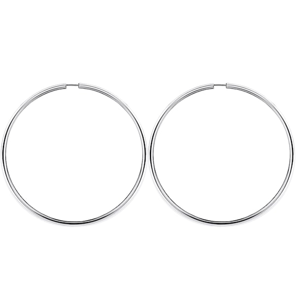 Ohrringe für Frauen - Rafaela Donata Creolen silber  - Onlineshop ABOUT YOU