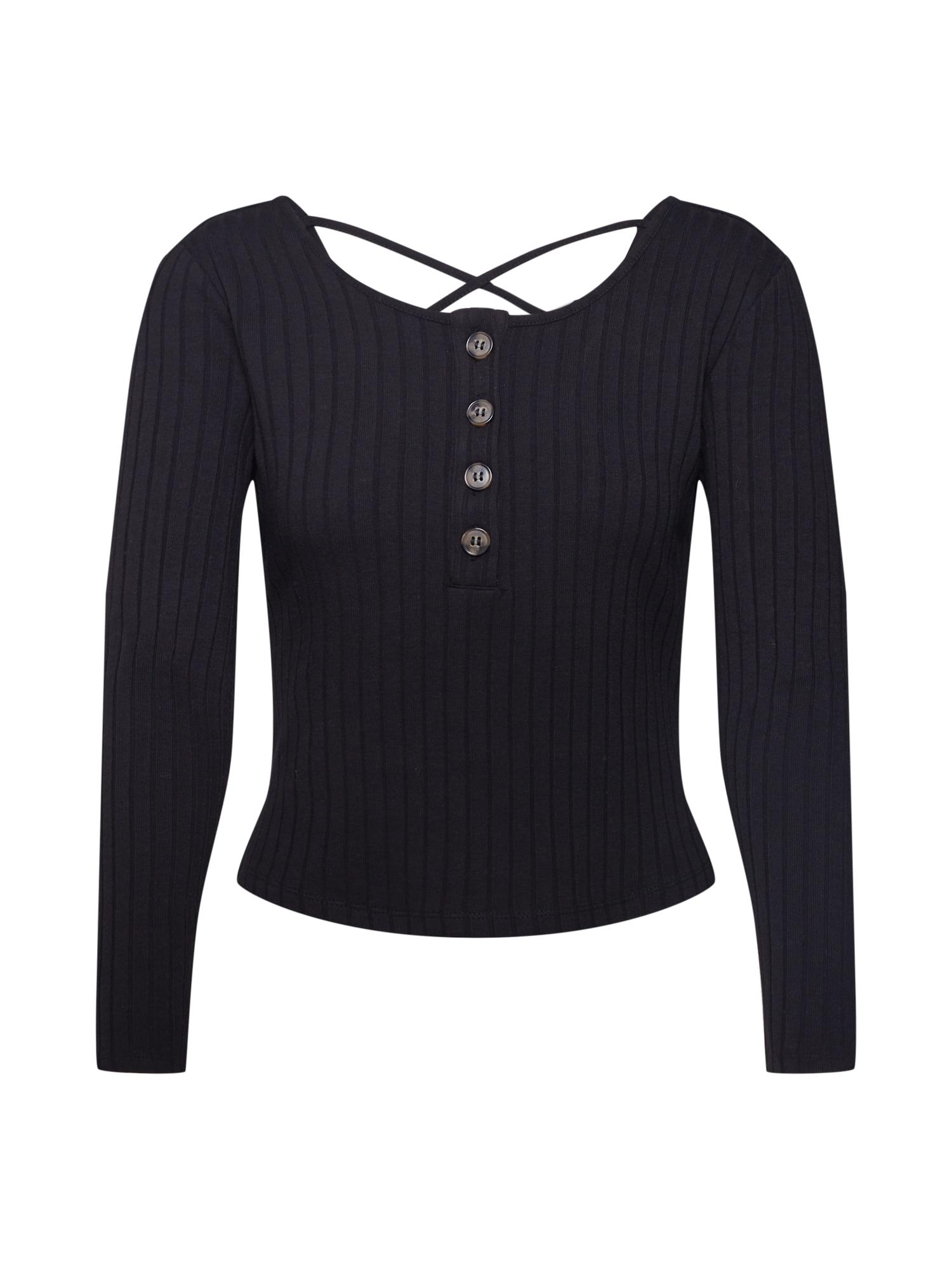 ABOUT YOU Marškinėliai 'Belana' juoda