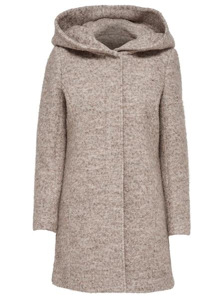 Jacken für Frauen - Mantel › ONLY › camel  - Onlineshop ABOUT YOU