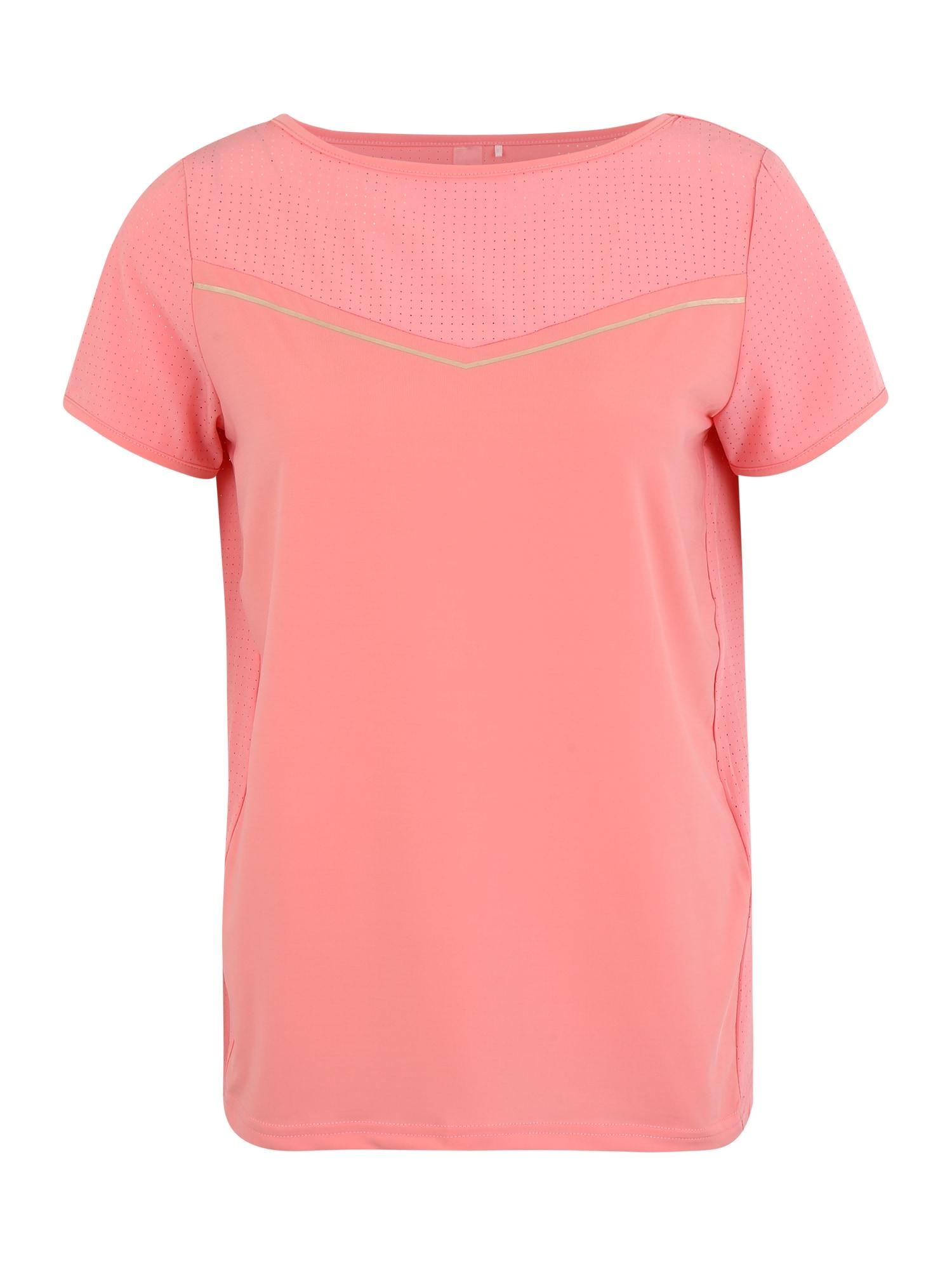 ONLY PLAY Sportiniai marškinėliai 'JEWEL' rožinė