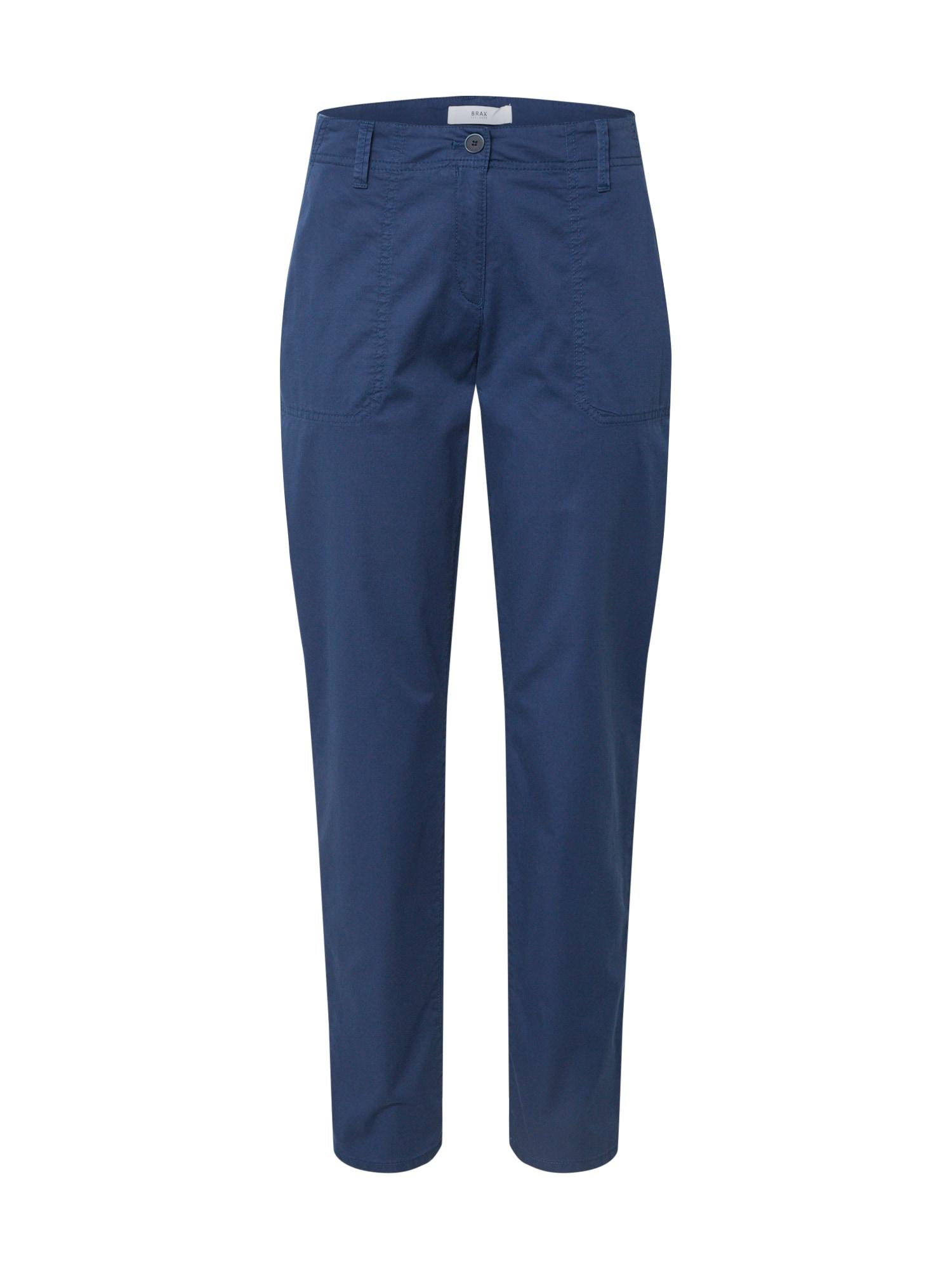 BRAX Chino stiliaus kelnės 'MELO' tamsiai mėlyna