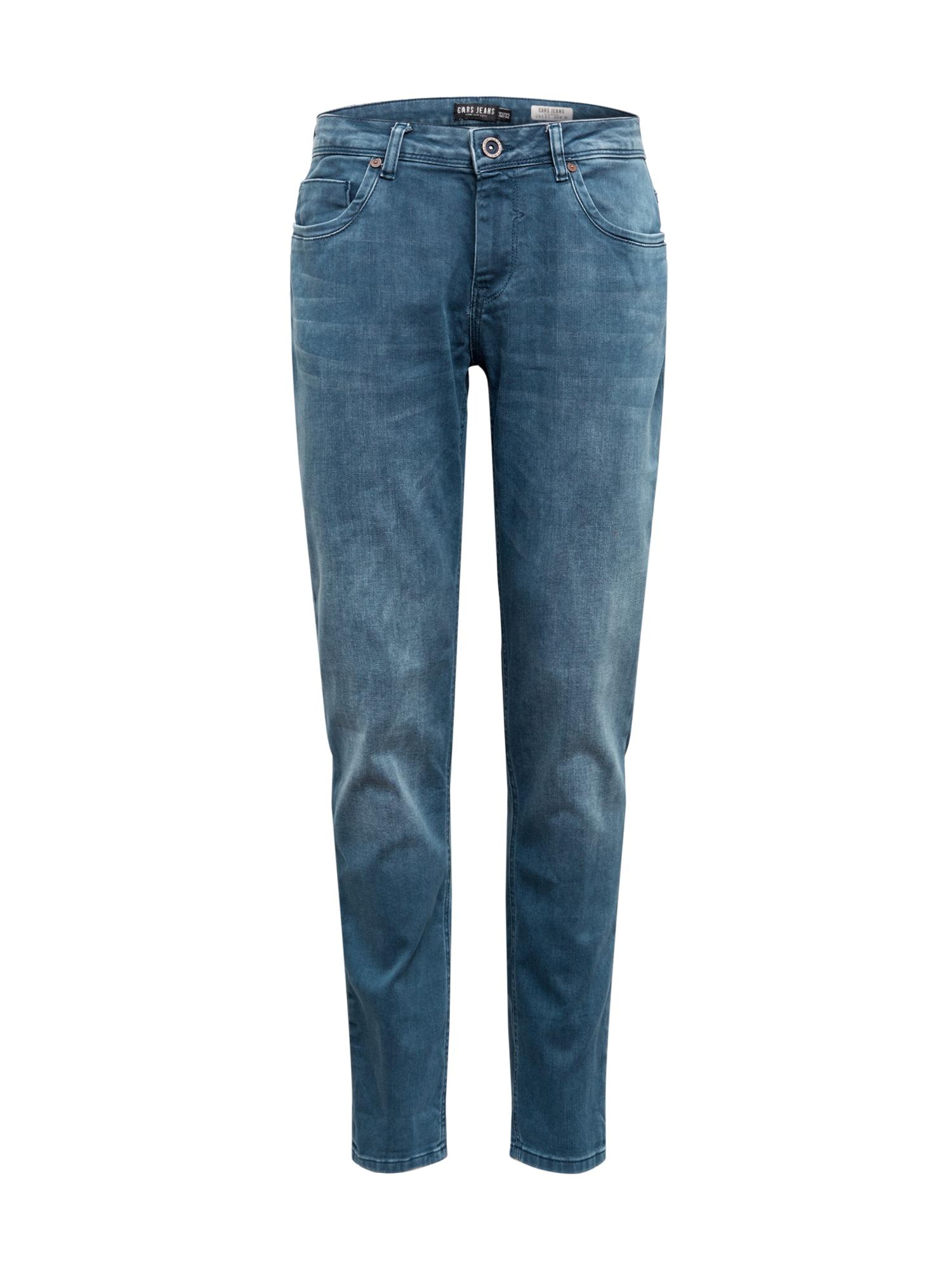 Cars Jeans Džinsai 'THRONE' tamsiai (džinso) mėlyna