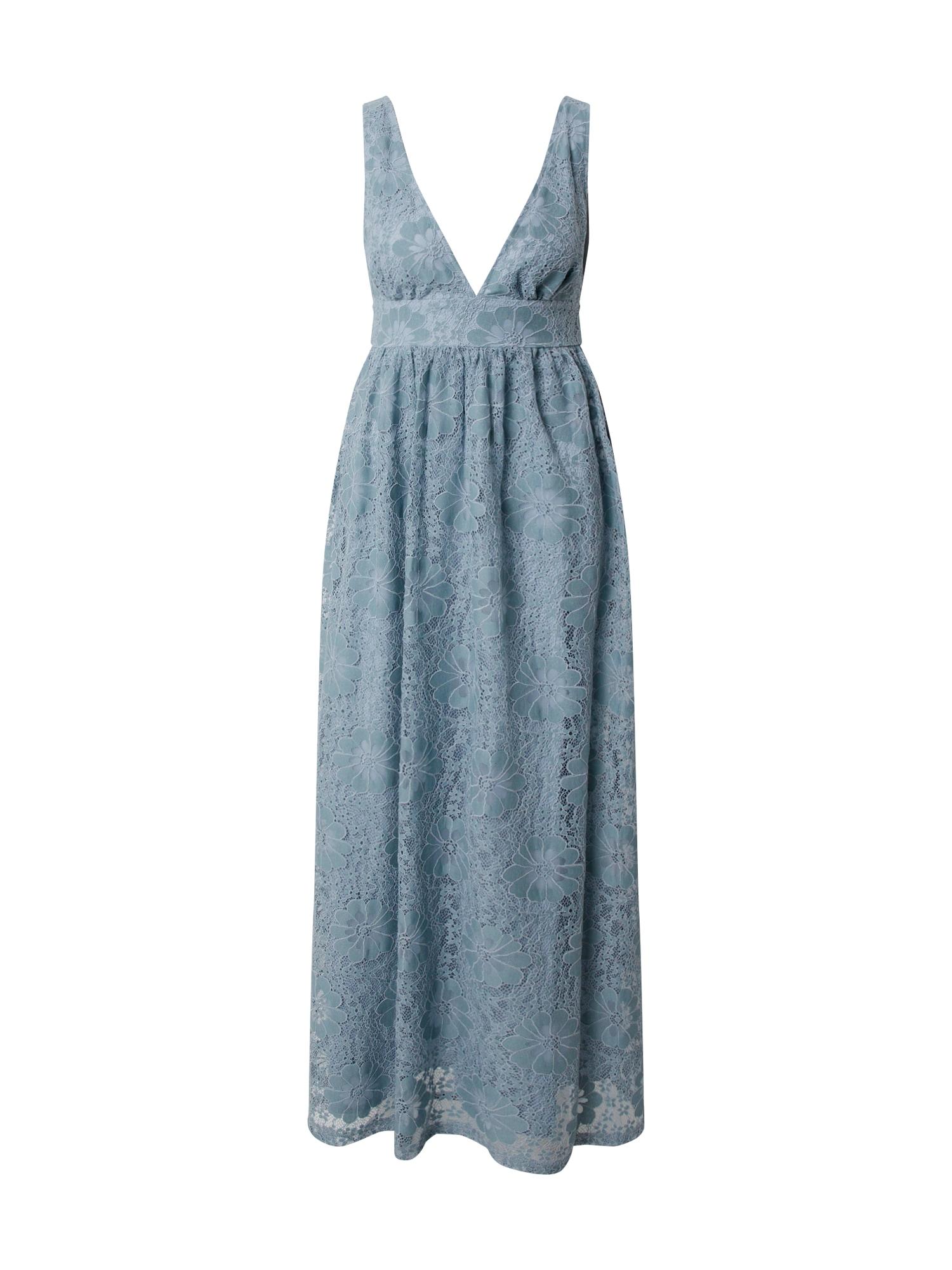 Y.A.S Šaty 'YASCHESHIRE SL MAXI DRESS'  svetlomodrá