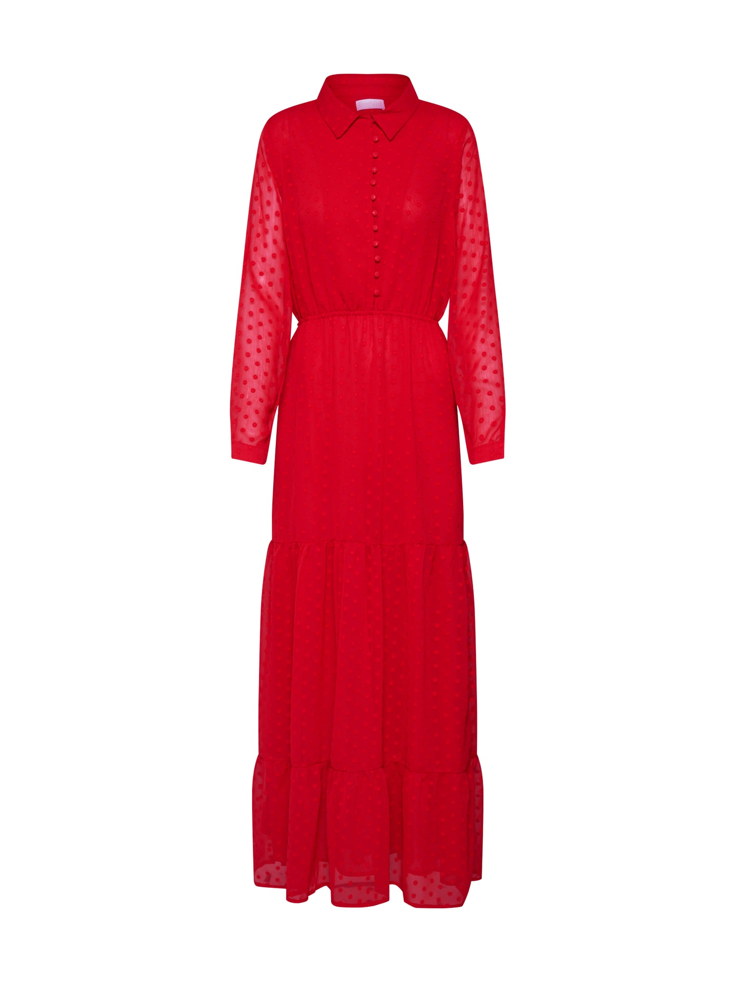 Šaty červená Freebird