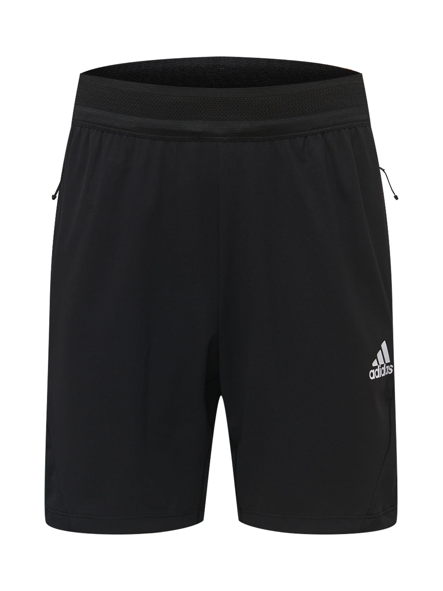 ADIDAS PERFORMANCE Sportovní kalhoty 'HEAT.RDY'  černá