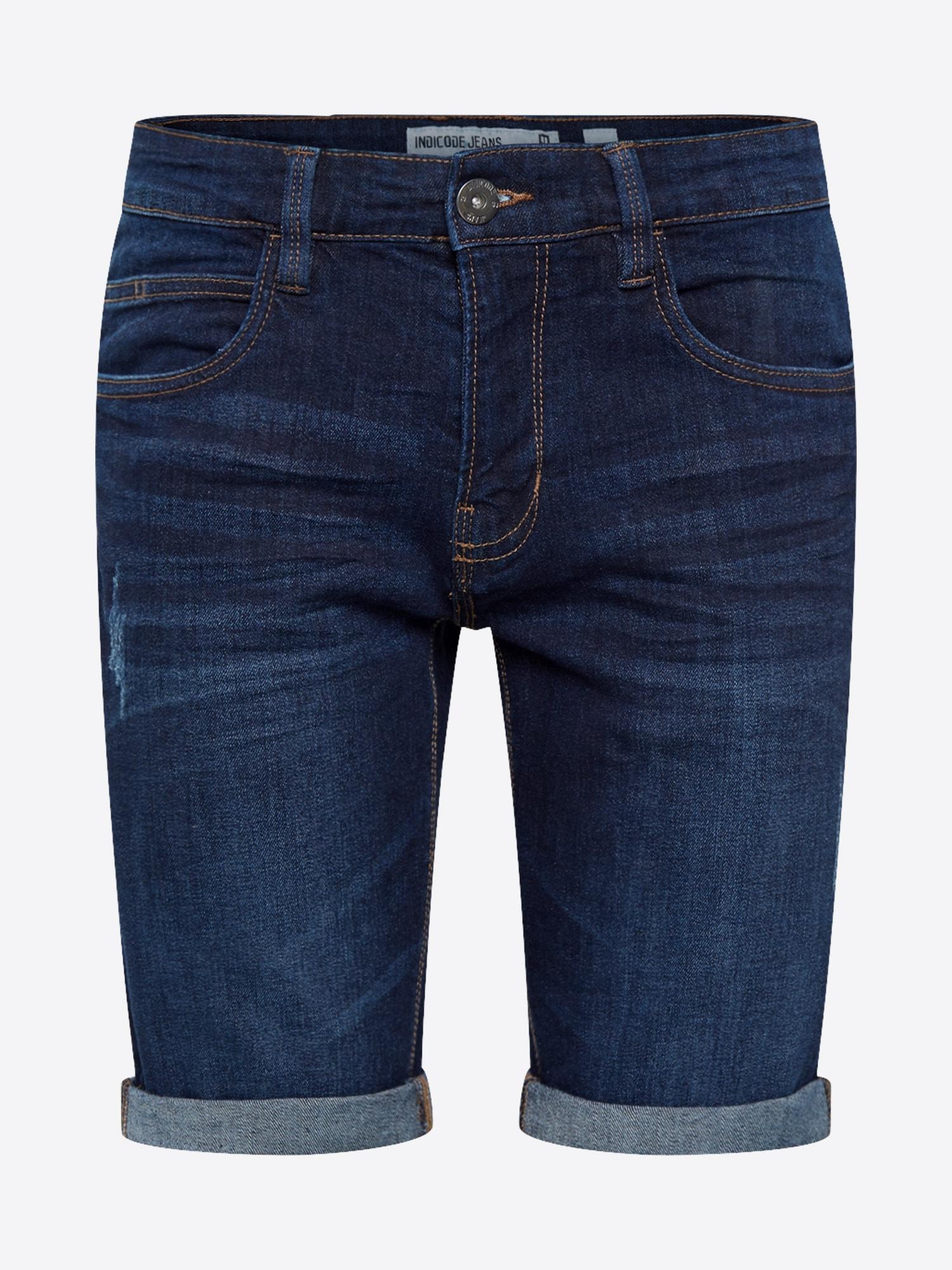 INDICODE JEANS Jeans 'Kaden'  svart denim