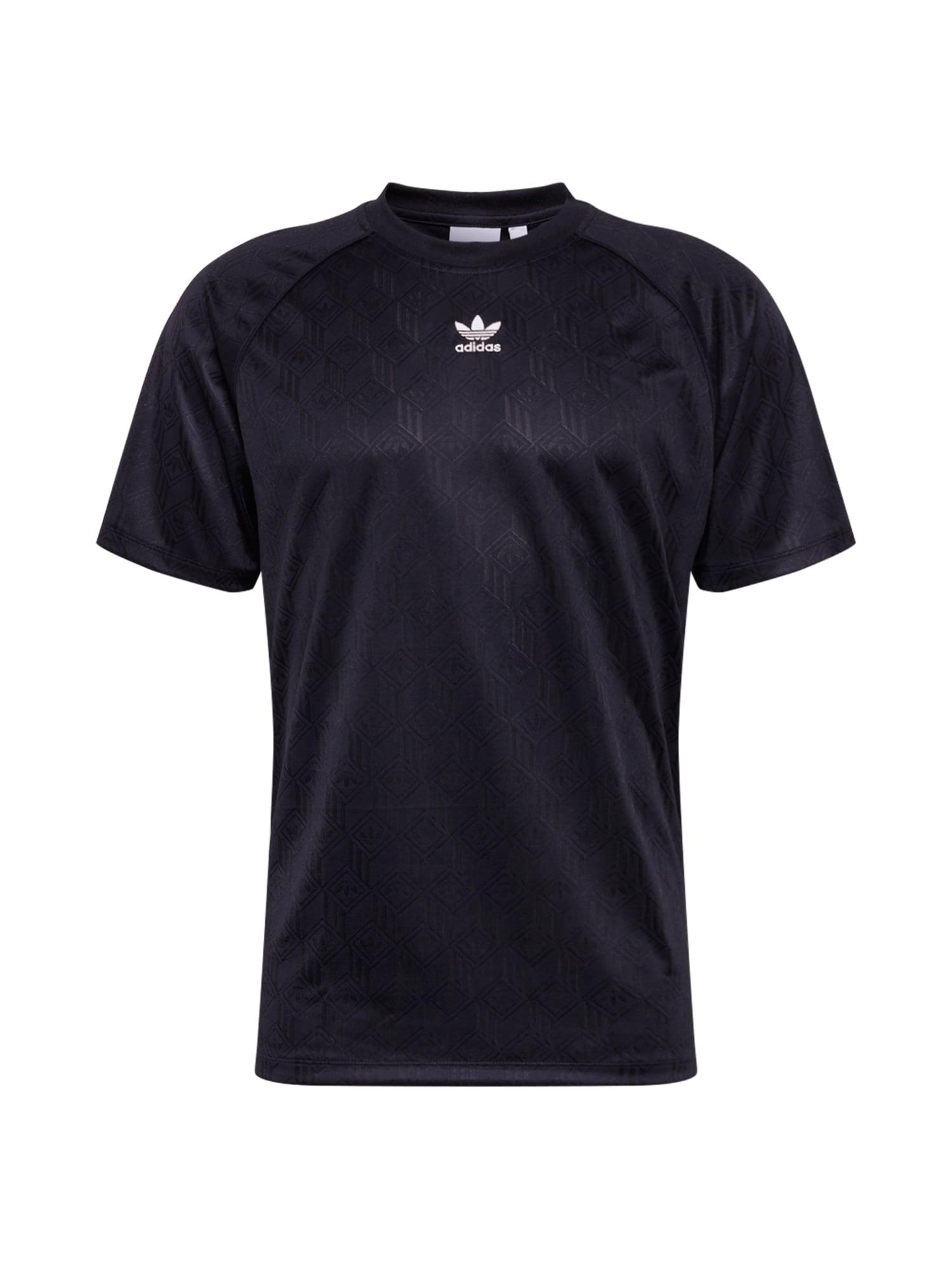 ADIDAS ORIGINALS Marškinėliai 'MONO' juoda