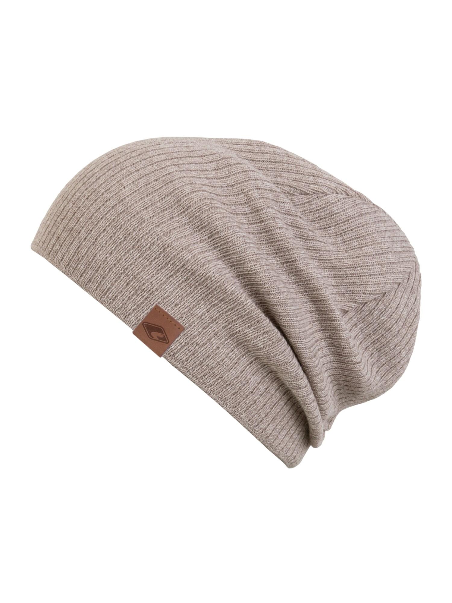 chillouts Megzta kepurė 'Dominik' smėlio