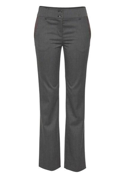 Hosen für Frauen - BRUNO BANANI Anzughose anthrazit  - Onlineshop ABOUT YOU