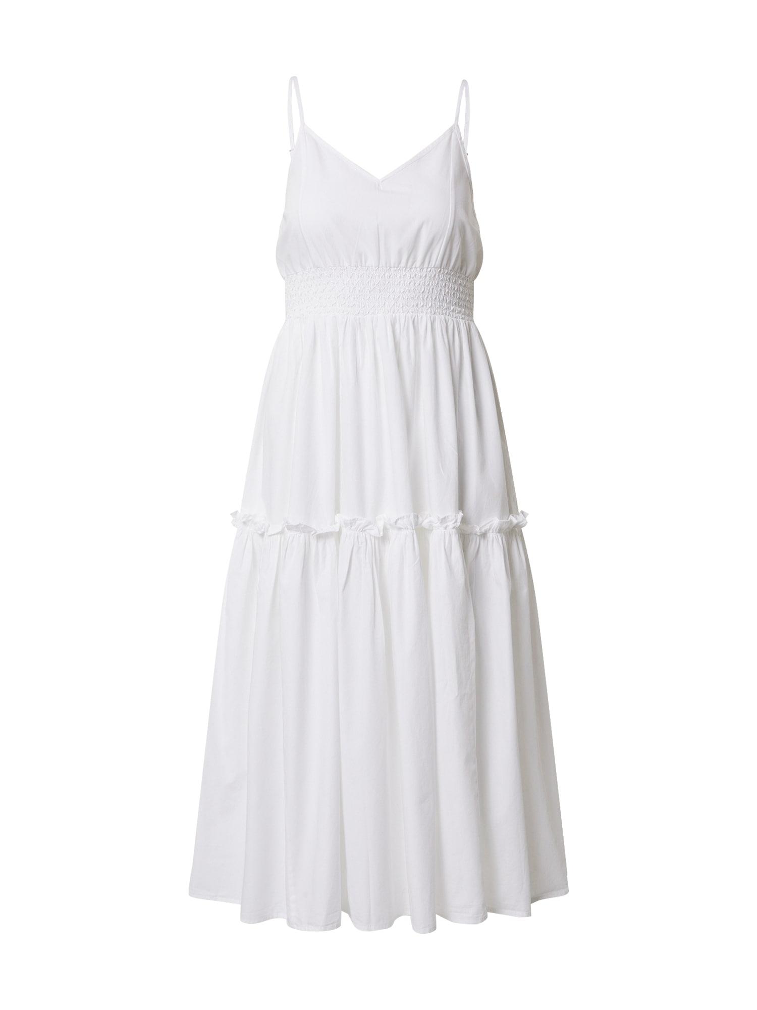 SELECTED FEMME Letné šaty 'Carlotta'  biela