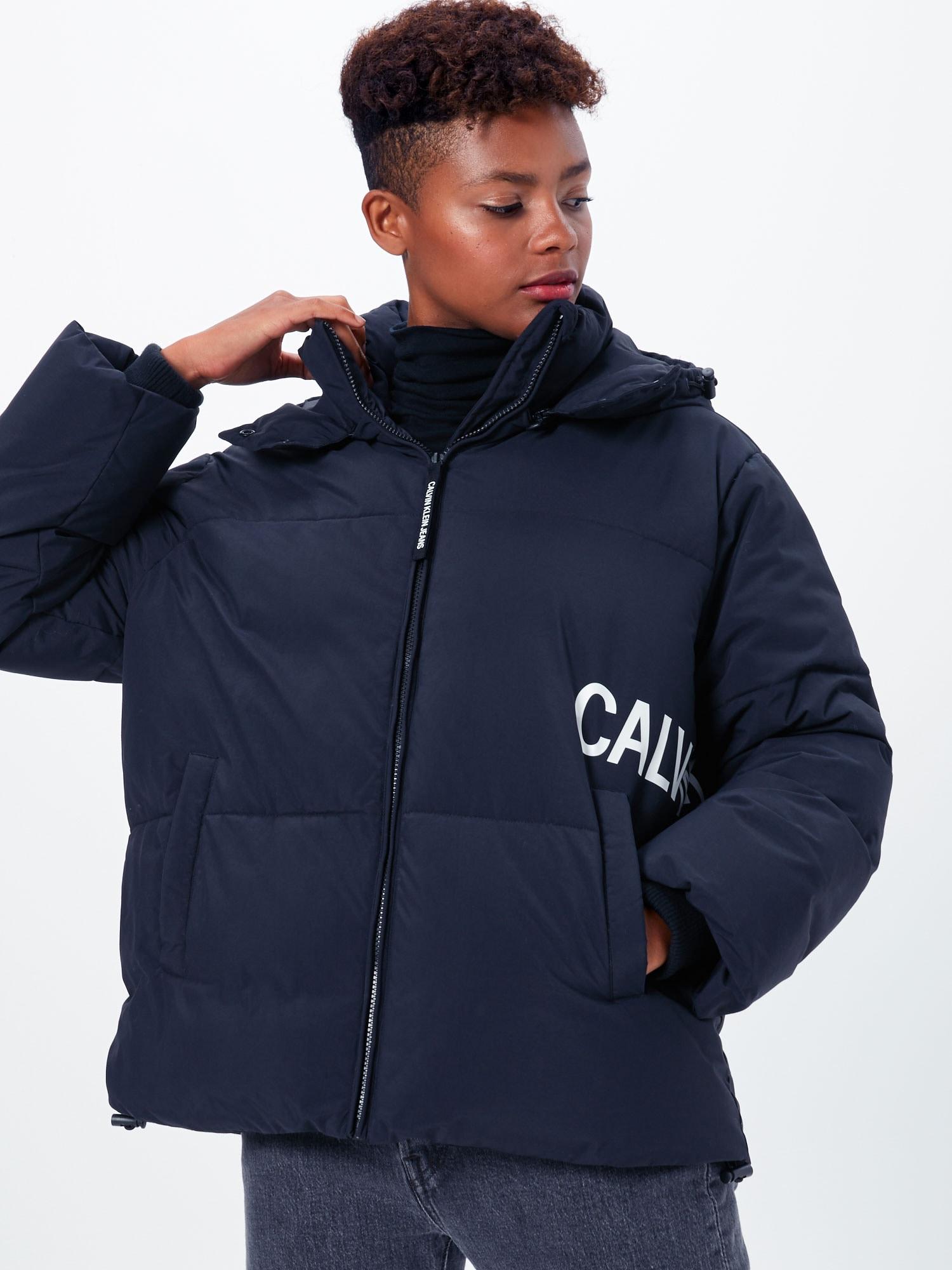 calvin klein jeans - Jacke 'OVERSIZED PUFFER'