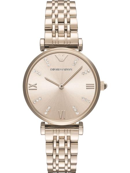 Uhren für Frauen - Emporio Armani Uhr rosegold  - Onlineshop ABOUT YOU