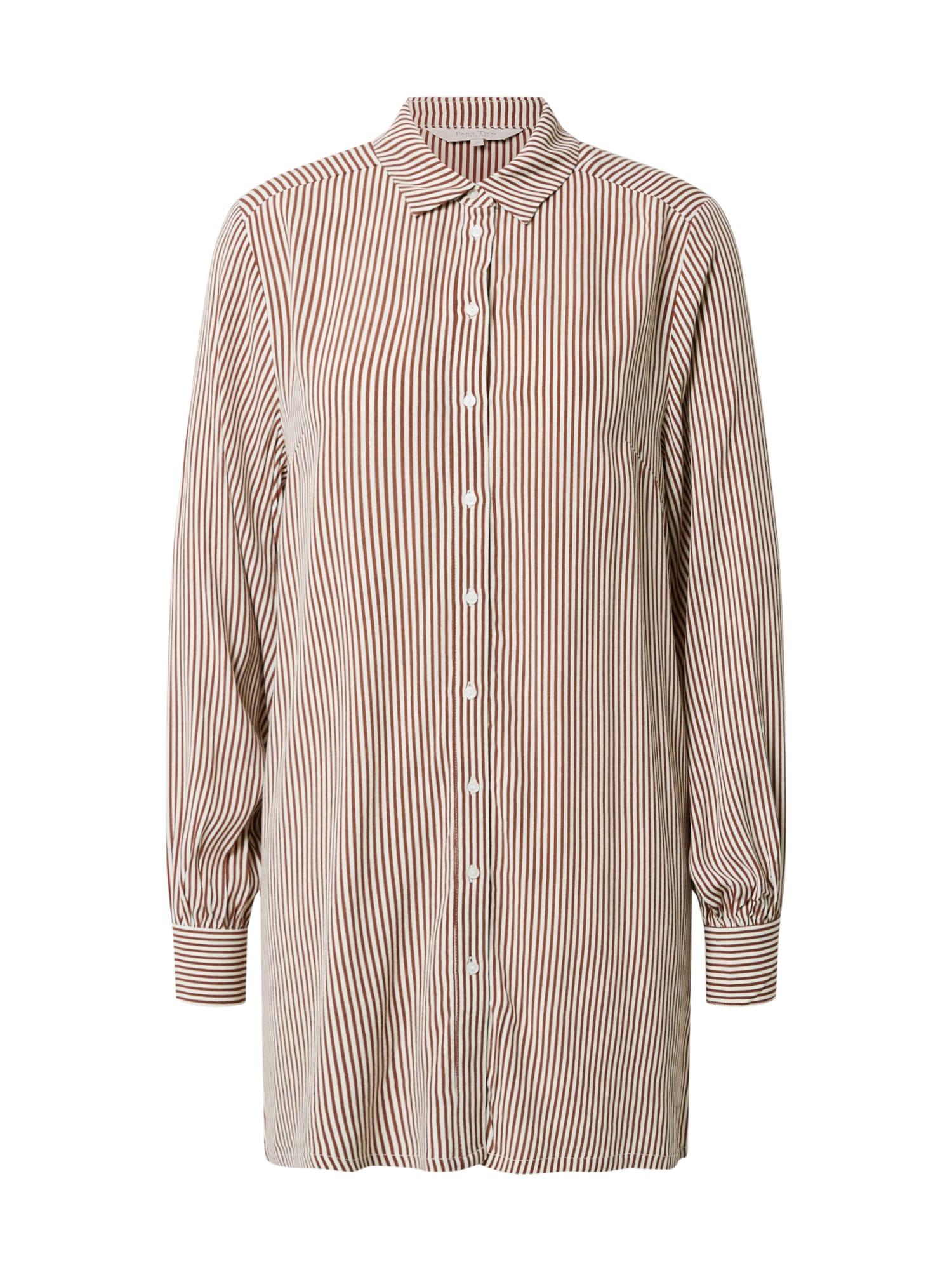 Part Two Košeľové šaty 'DonniePW SH'  hnedé