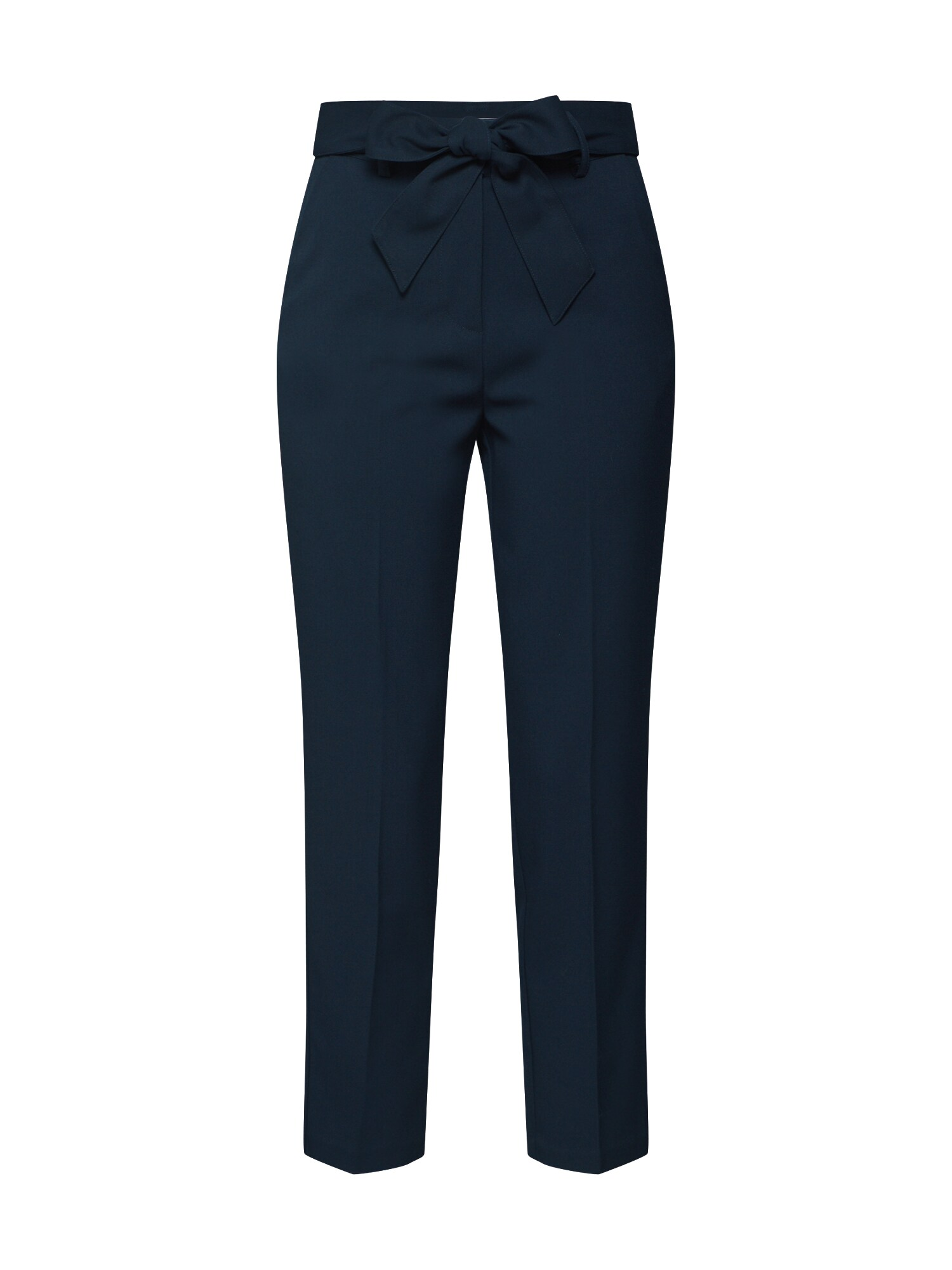EDITED Kelnės su kantu 'Bobby' nakties mėlyna
