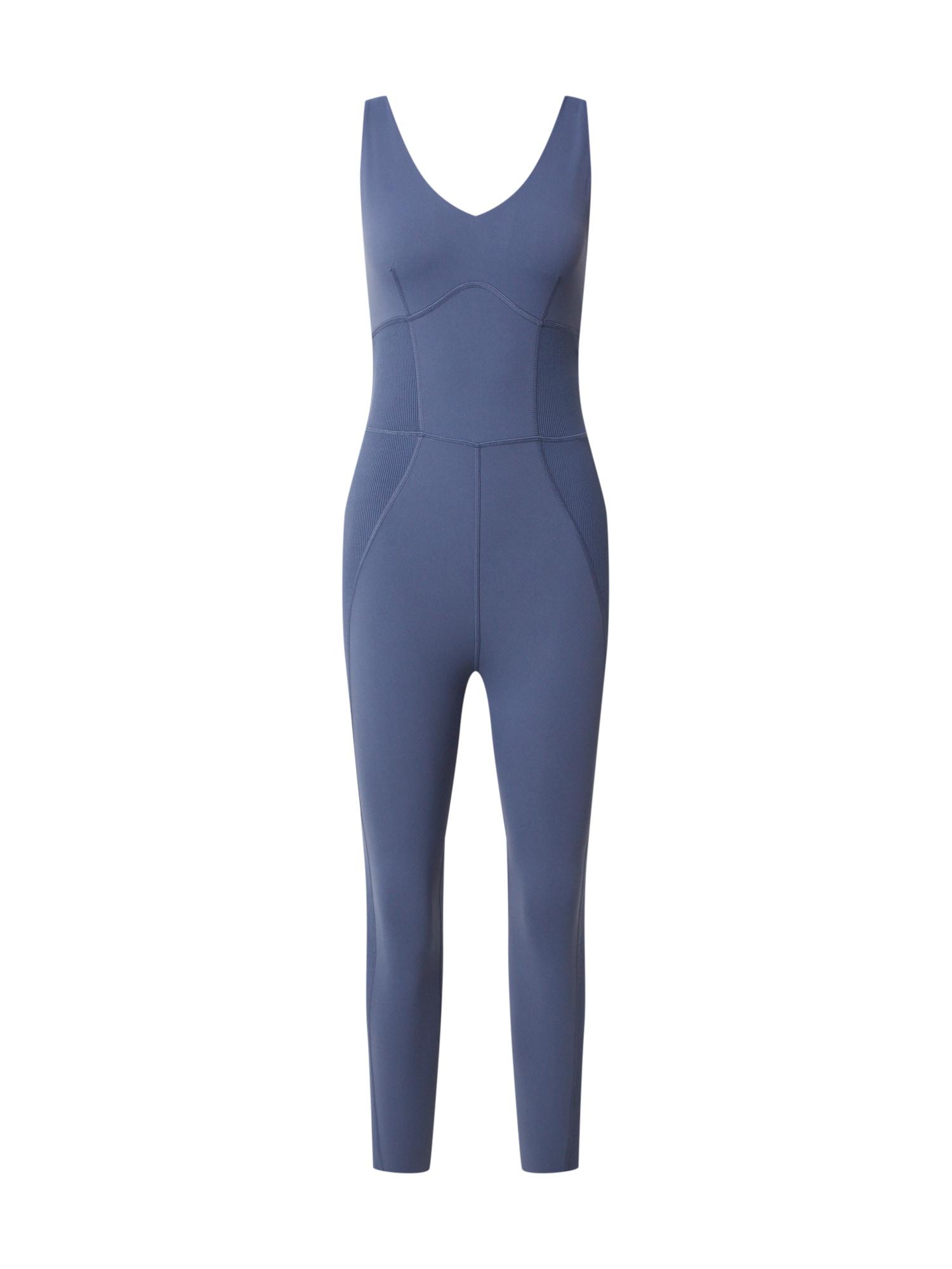 NIKE Sportinis kostiumas mėlyna dūmų spalva