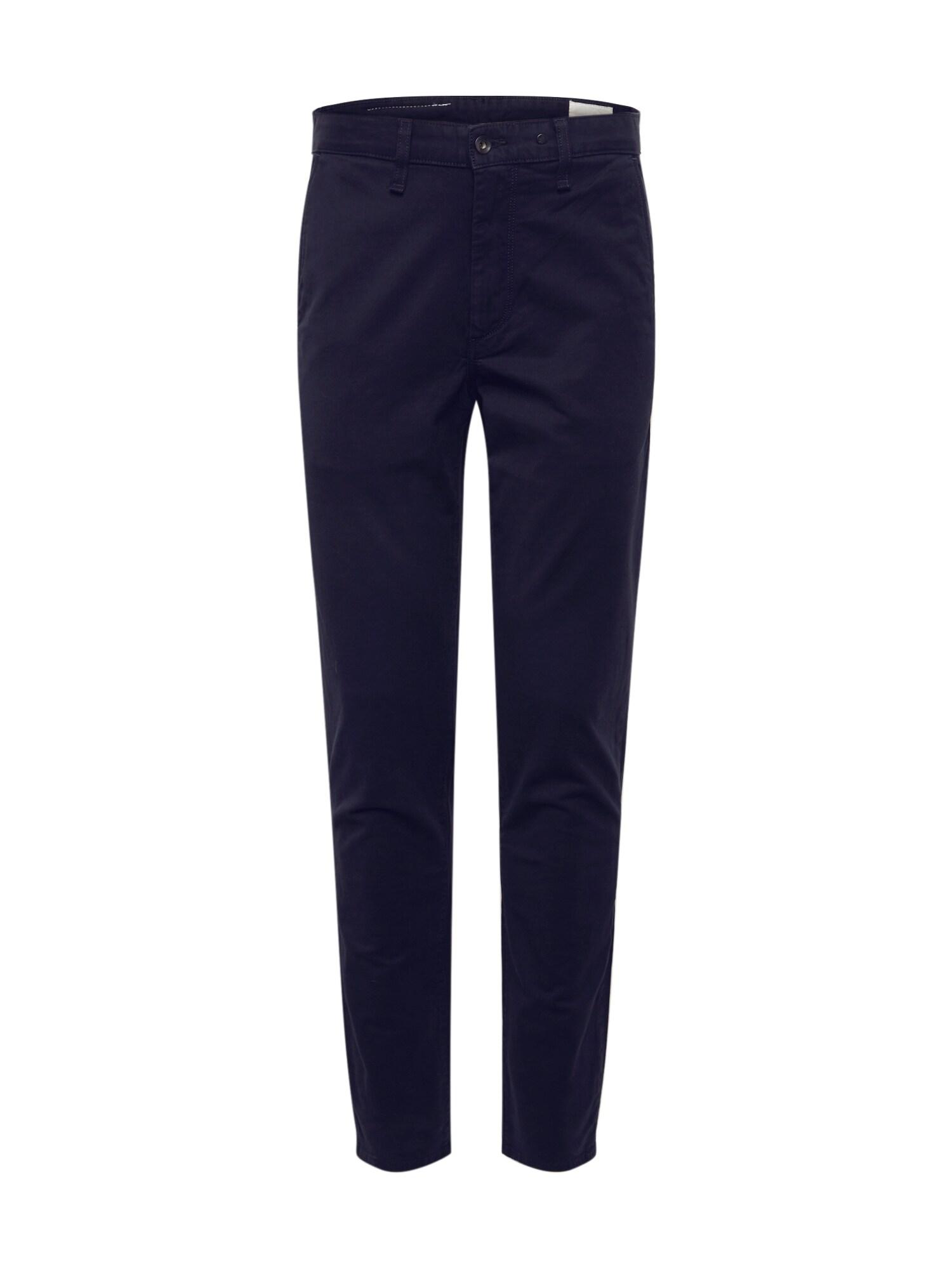rag & bone Chino nohavice  námornícka modrá