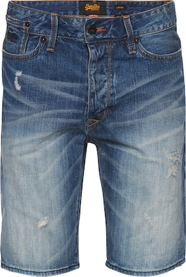 Superdry Shorts 'BIKER SHORT'