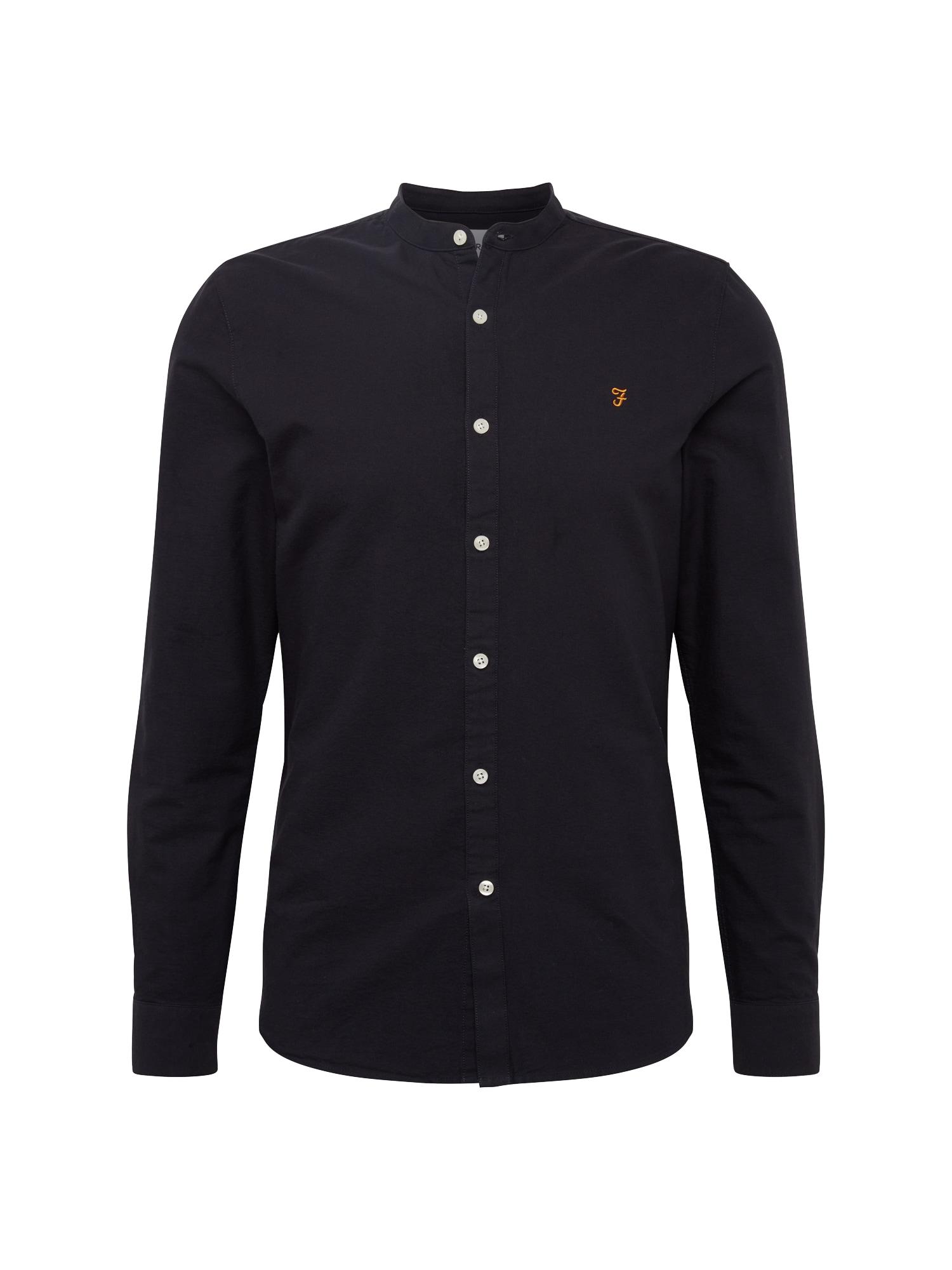 Košile BREWER námořnická modř FARAH