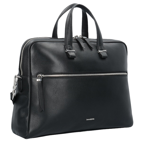 Businesstaschen für Frauen - SAMSONITE Highline II Aktentasche Leder 41 cm Laptopfach schwarz  - Onlineshop ABOUT YOU