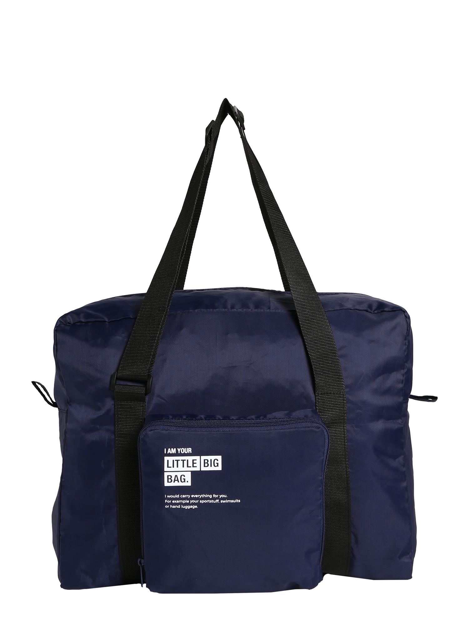 ABOUT YOU Savaitgalio krepšys mėlyna