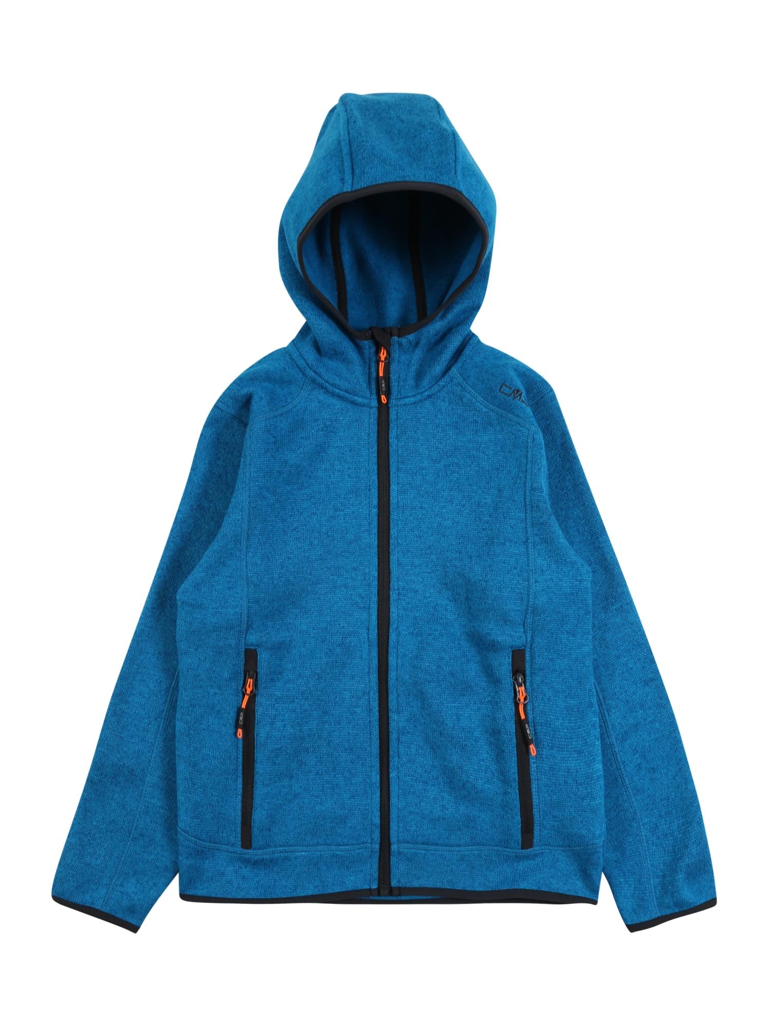 CMP Funkcinis flisinis džemperis šviesiai mėlyna