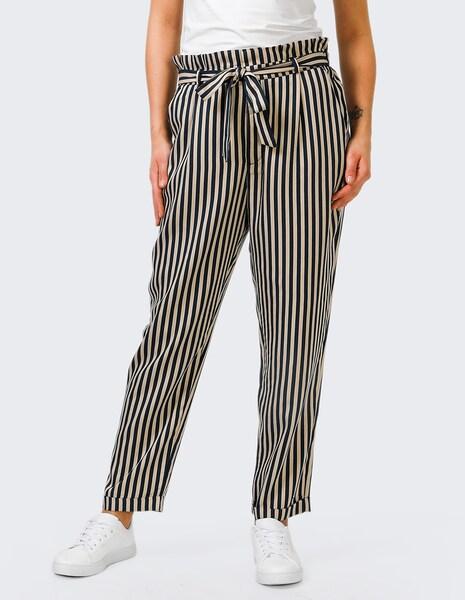 Hosen für Frauen - COCCARA Hose beige schwarz  - Onlineshop ABOUT YOU