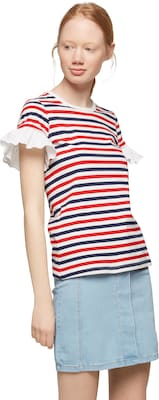 Sonia By SONIA RYKIEL T-Shirt 'Raye MC'