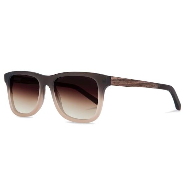 Sonnenbrillen für Frauen - Kerbholz Sonnenbrille 'Justus' braun  - Onlineshop ABOUT YOU