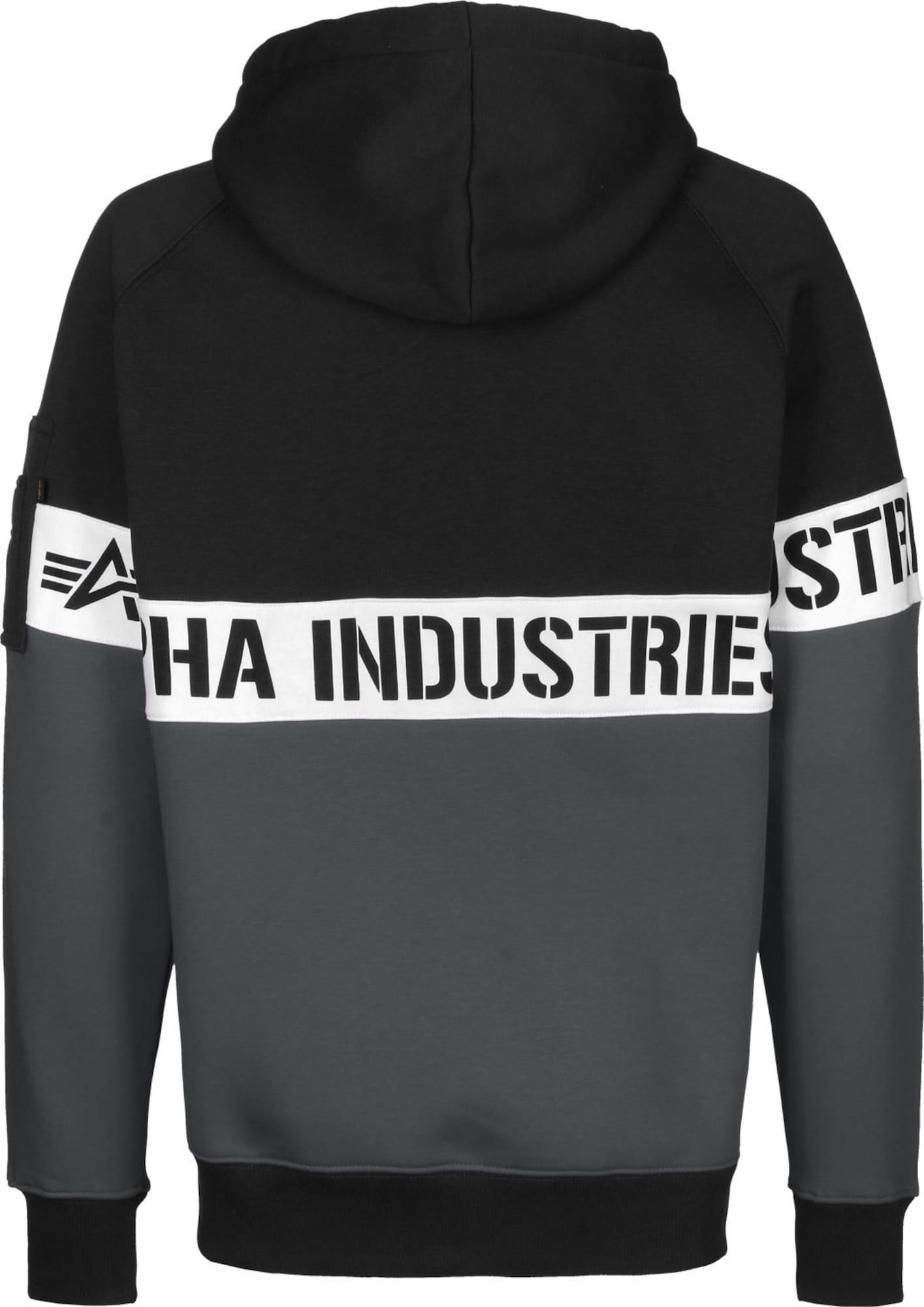 alpha industries - Hoodie