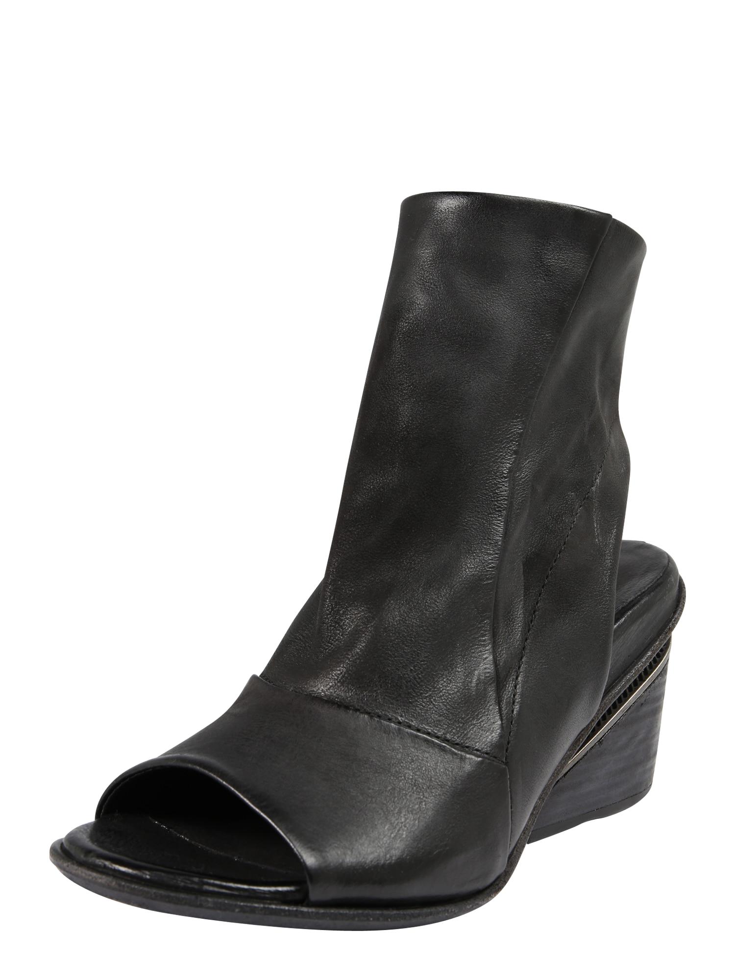 Nízké kozačky Stiefelette REY černá A.S.98